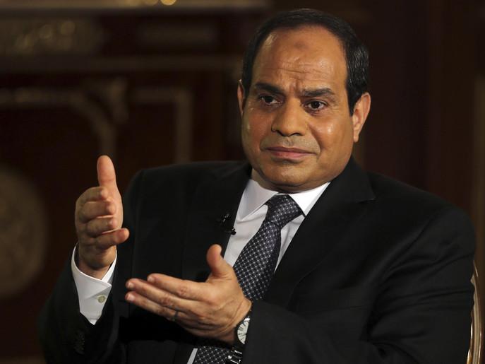 رسميا: عبد الفتاح السيسي رئيسا لمصر بـ 96 %  من إجمالي الأصوات