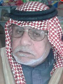 وفاة  مختار عائلة الغلبان الحاج / أحمد محمد الغلبان { أبو نبيل }