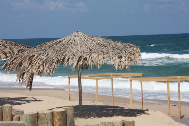تم بحمد الله إفتتآح استراحة أبو المجد على شآطئ بحر خآن يونس