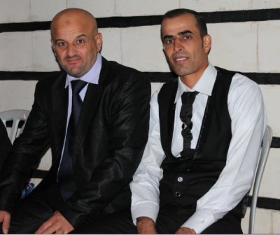 زفاف عبد الله عبد المعين الفرا