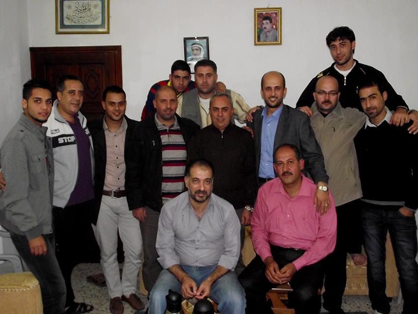 زيارة السفير عبد الرحيم الفرا