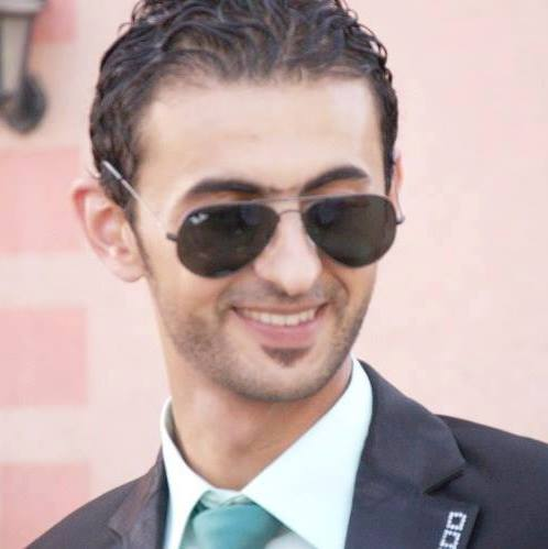 زفاف الأستاذ / عماد ماجد عواد الفرا