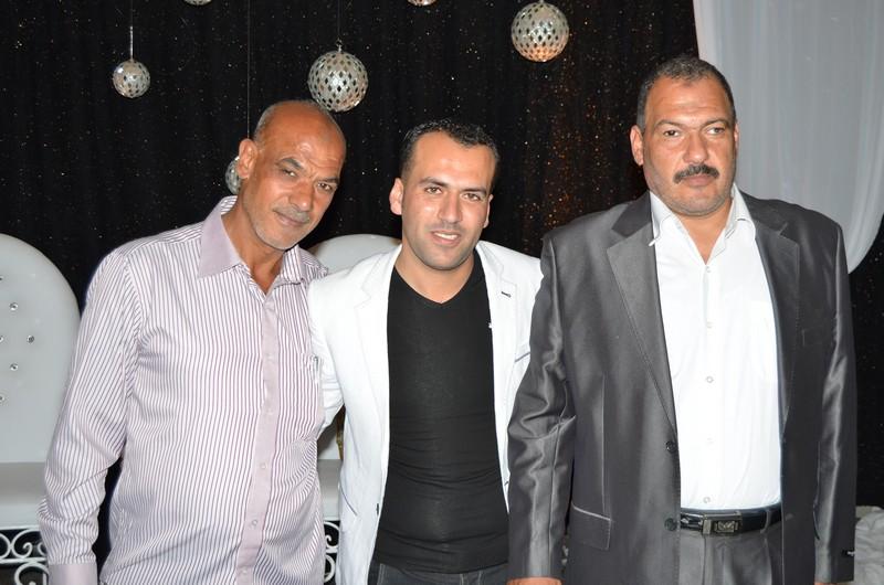 صور وليمة غداء بمناسبة زفاف /أ.محمد نصر شعيب الفرا