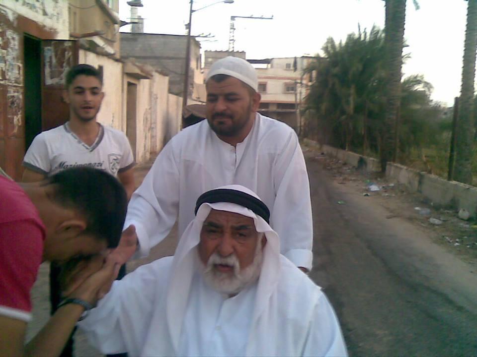 الحاج : عز الدين (سعد)  غانم محمود السقا في ذمة الله