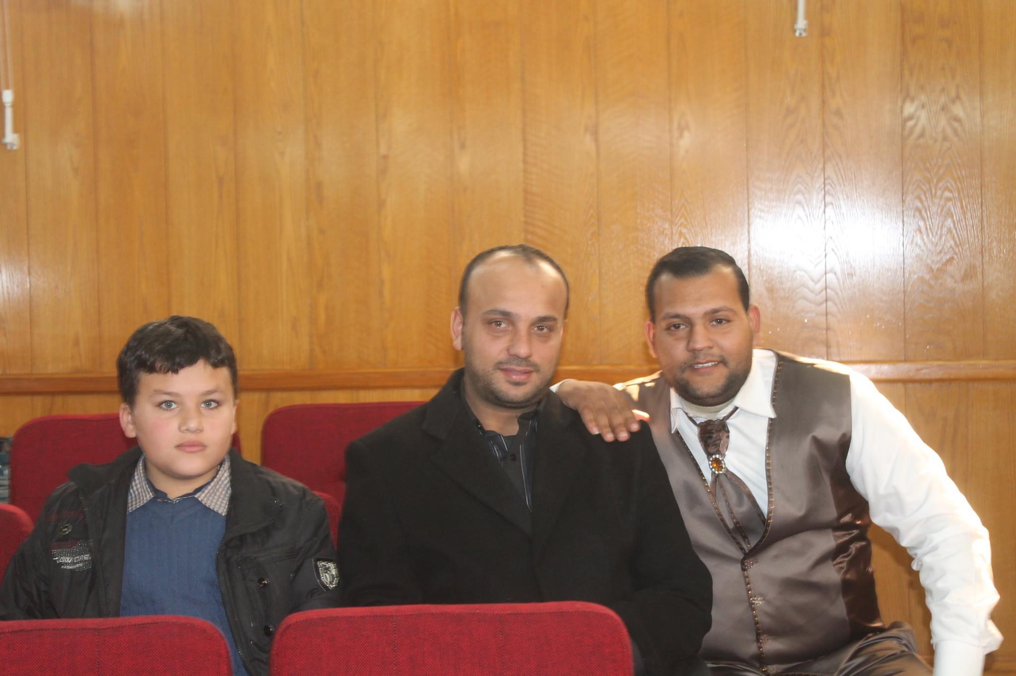 مناقشة الماجستير ل عاهد بسام عبدالرحمن الفرا