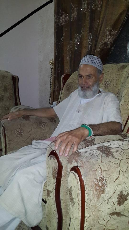 الحاج إسماعيل عبدالهادي الفرا في ذمة الله