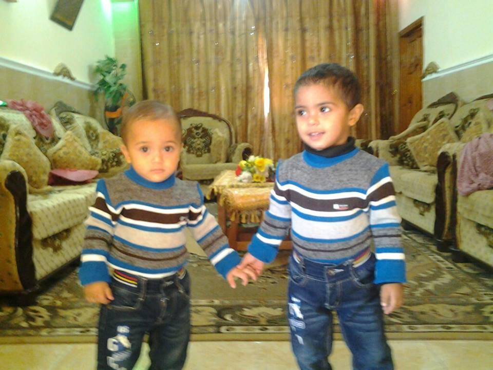 عبيدة ومحمد جهاد الفرا