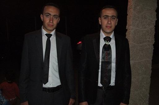 عقد قران وحفل زفاف الآنسة / أسماء معين سليمان الفرا