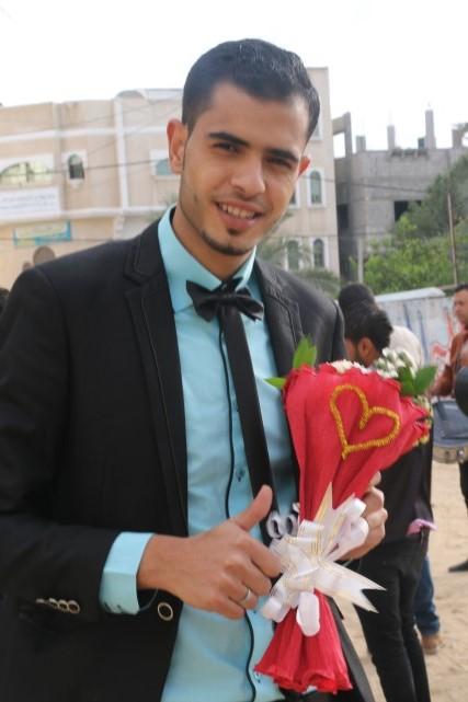 فرح ماجد ماجد الفرا 5-5-2015م