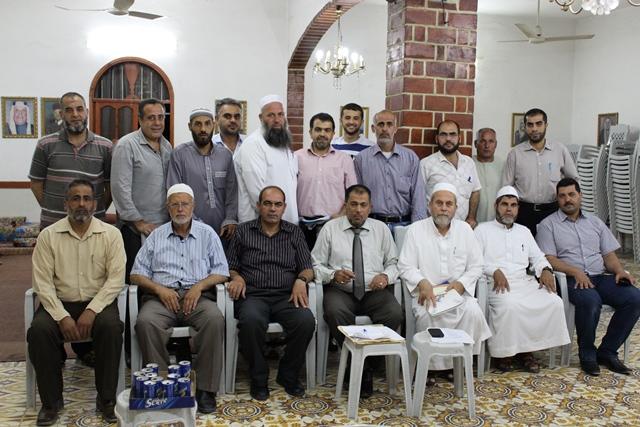 لجنة التكافل الاجتماعي لـعائلة الفرا