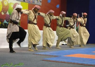 لقطات مصورة من مهرجان الجامعة الإسلامية المناصر للأقصى