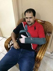تهنئة بالسلامة للدكتور يحيى عبد الجواد الفرا - السعودية
