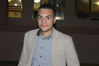 """حصول أحمد يحيى الفرا على درجة البكالوريوس """"شريعة وقانون"""""""