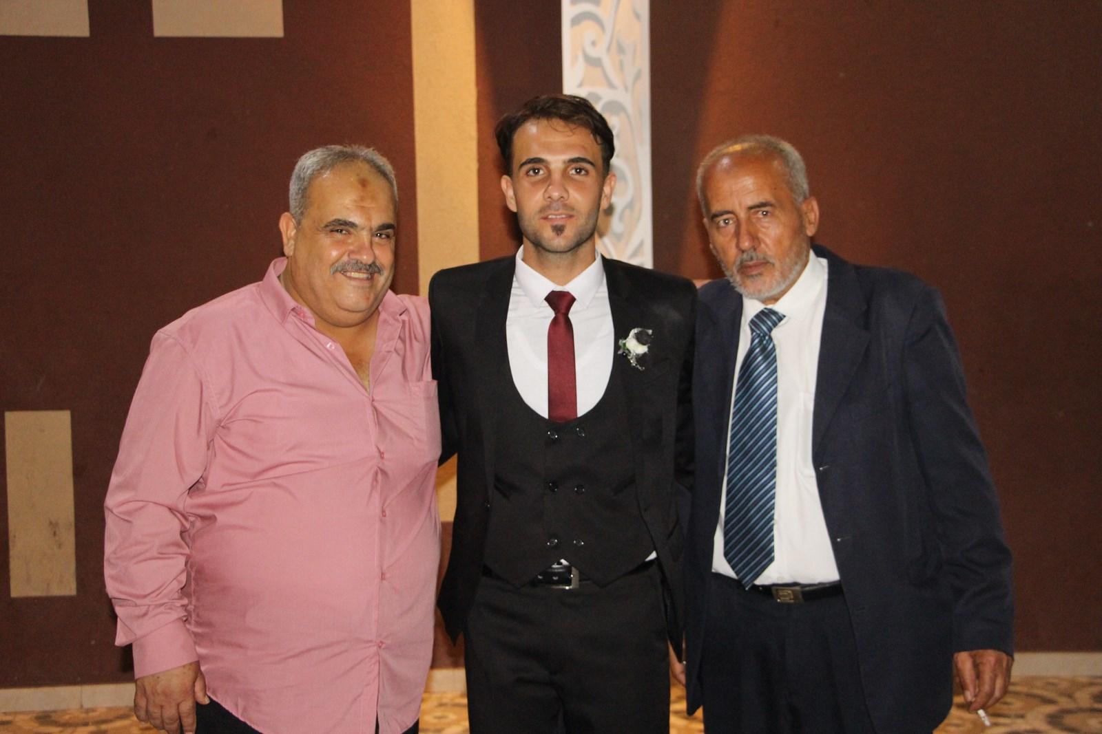 حفل زفاف أ. عبداللطيف عدنان عبداللطيف الفرا