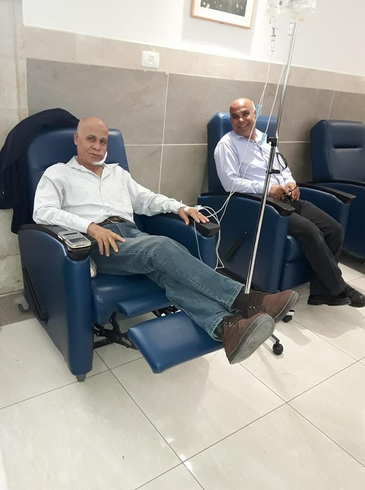 السيد : طلعت عبدالحميد جاسر الفرا يغادر قطاع غزة للعلاج