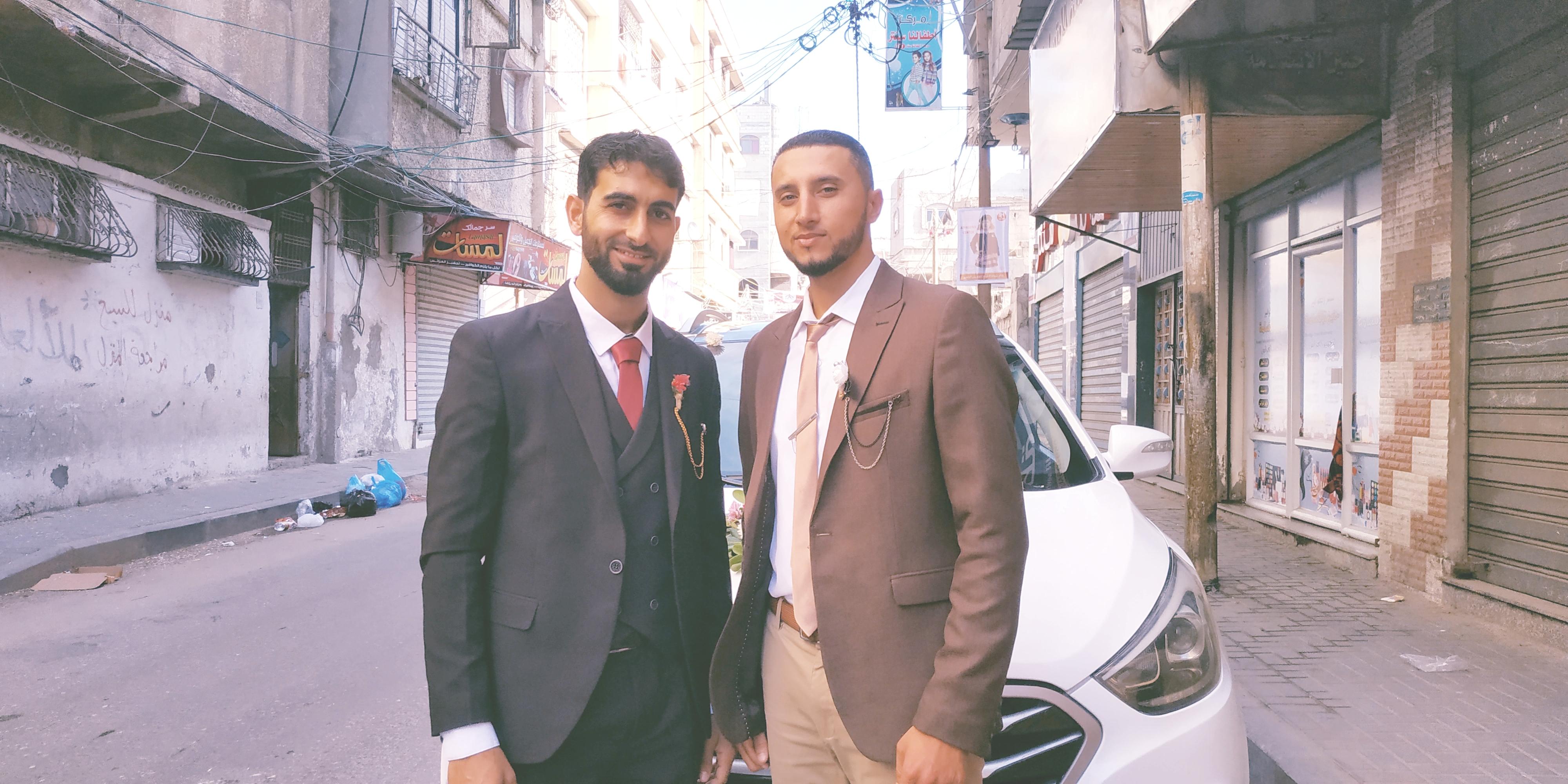 زفاف: الانسة/حنان محمود خالد الفرا