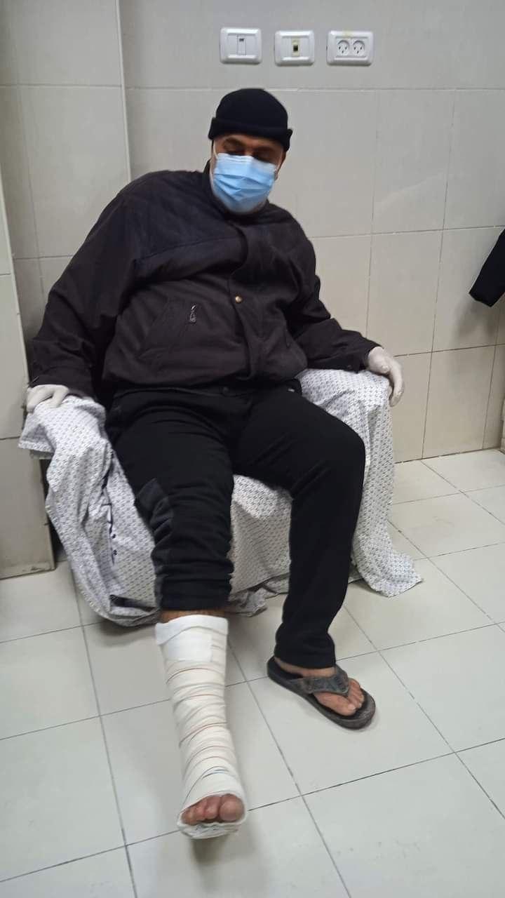 """الدعاء بالشفاء للسيد : يونس خالد الفرا """"ابو خالد"""""""
