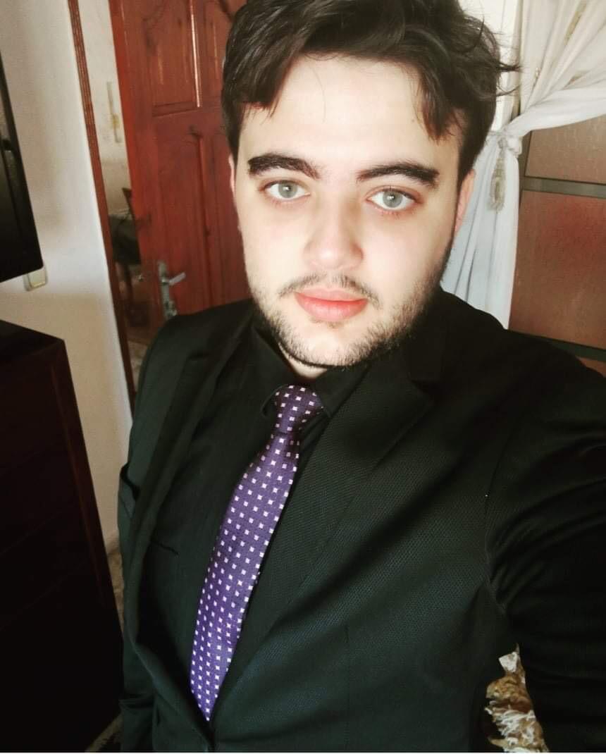 ميلاد ياسين طارق ياسين محمود الفرا