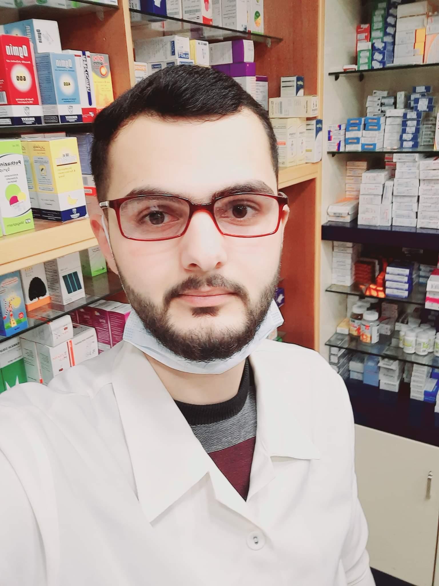 د. صيدلي/ محمد شعيب الفرا .. يصدر كتابا علميا