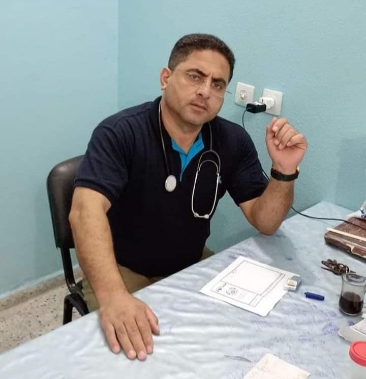 تهنئة بالسلامة للدكتور أيمن زياد الفرا