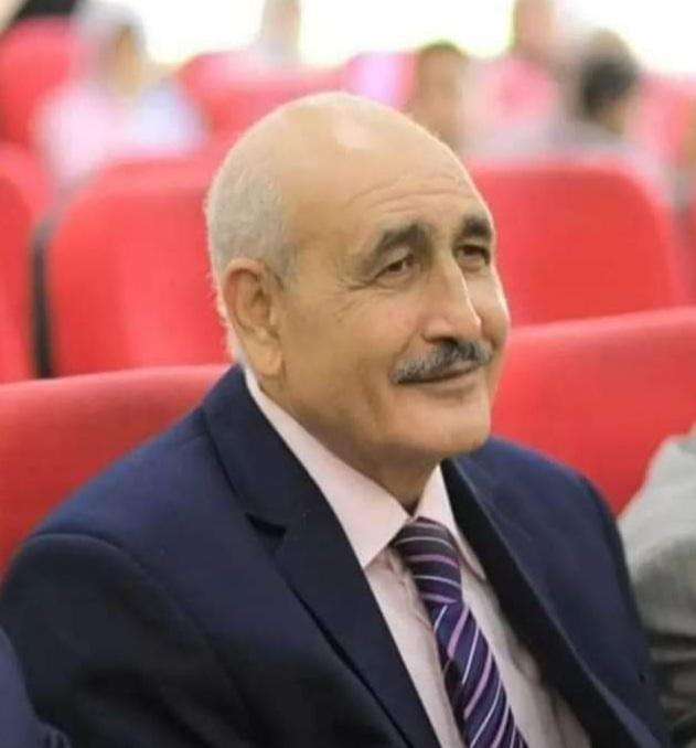 رثاء تجمع حكماء فلسطين في البروفيسور اسماعيل صالح الفرا