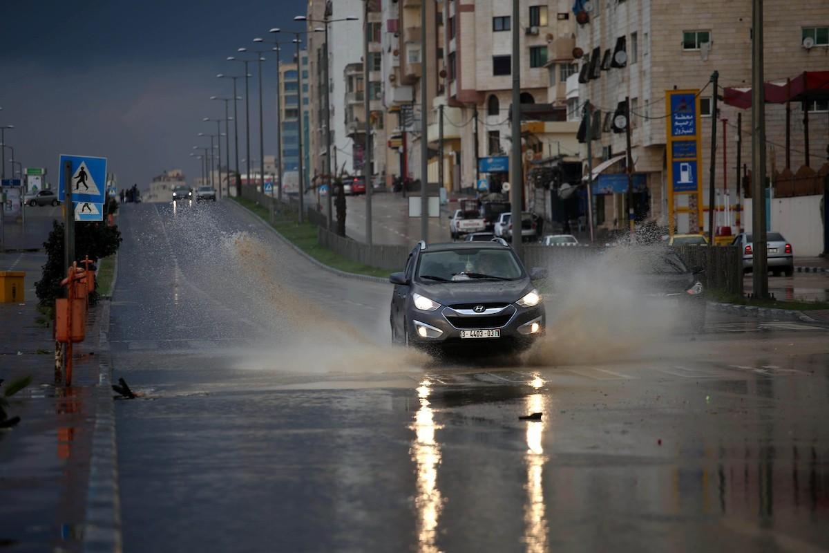 الارصاد: منخفض جوي غداً وامطار متفرقة تبدأ مساءً