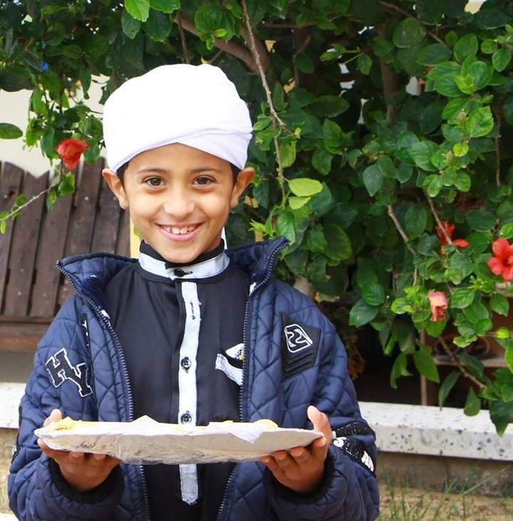 الطالب : عبدالرحمن مهنا يختم حفظ كتاب الله تعالى