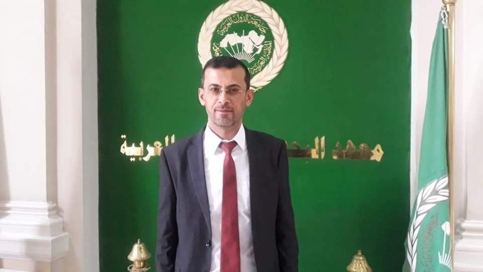 الباحث : أ. محمد سليمان حسن موسى يحصل على درجة الماجستير