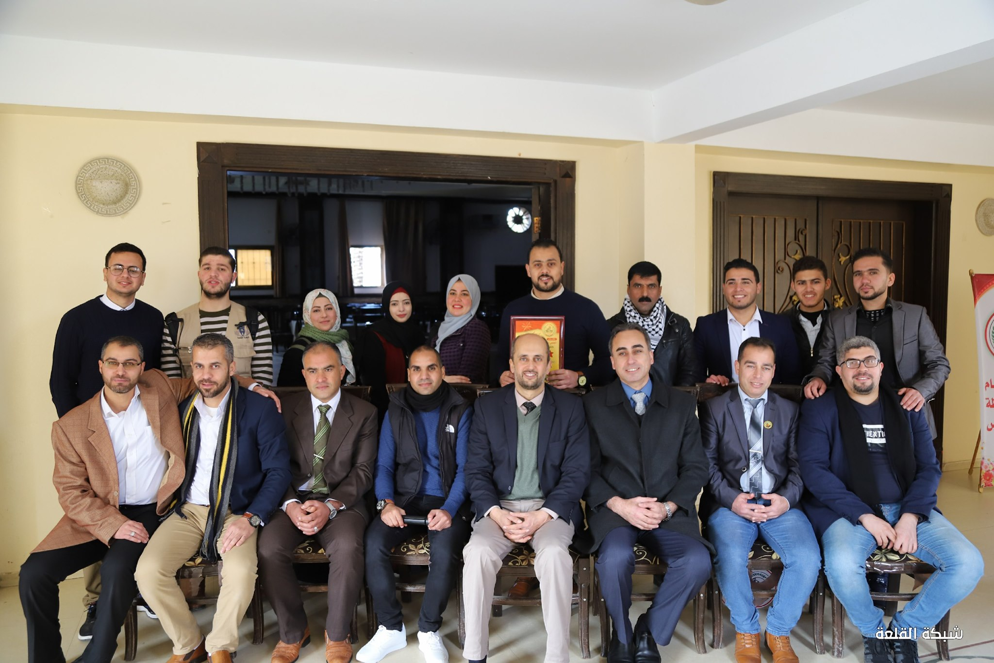 المجلس العام لعائلات محافظة خانيونس يكرم المتميزين بالمحافظة لعام2019