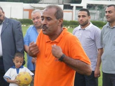 تعيين مدرب جديد لنادي غزة الرياضي !