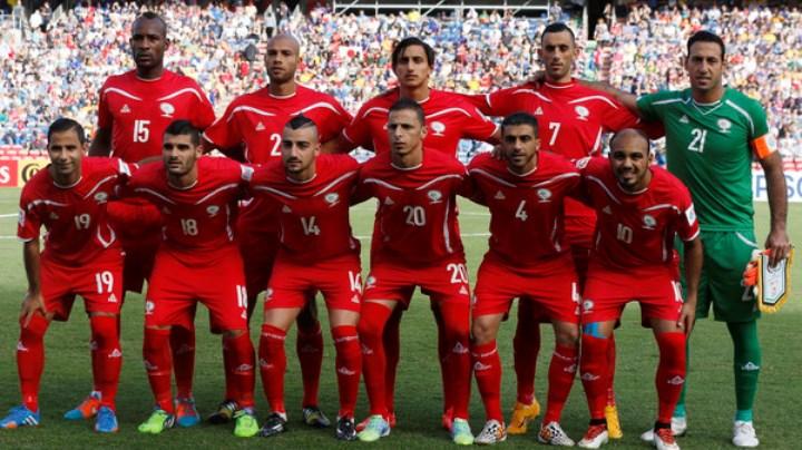المنتخب الفلسطيني يتقدم ويحتل المركز 130 عالميا