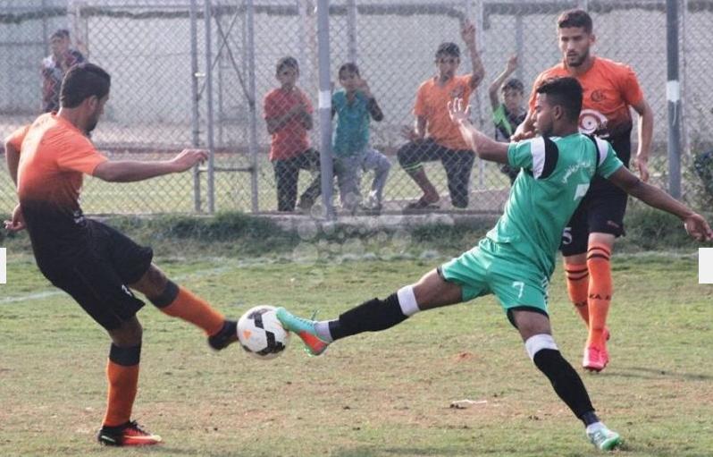 تعادلان بافتتاح الأسبوع السابع من دوري الأولى بغزة