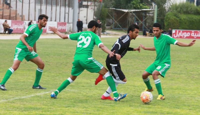43 هدفاً سجلت في 8 مباريات والمجمع الإسلامي صاحب أكبر رصيد تهديفي