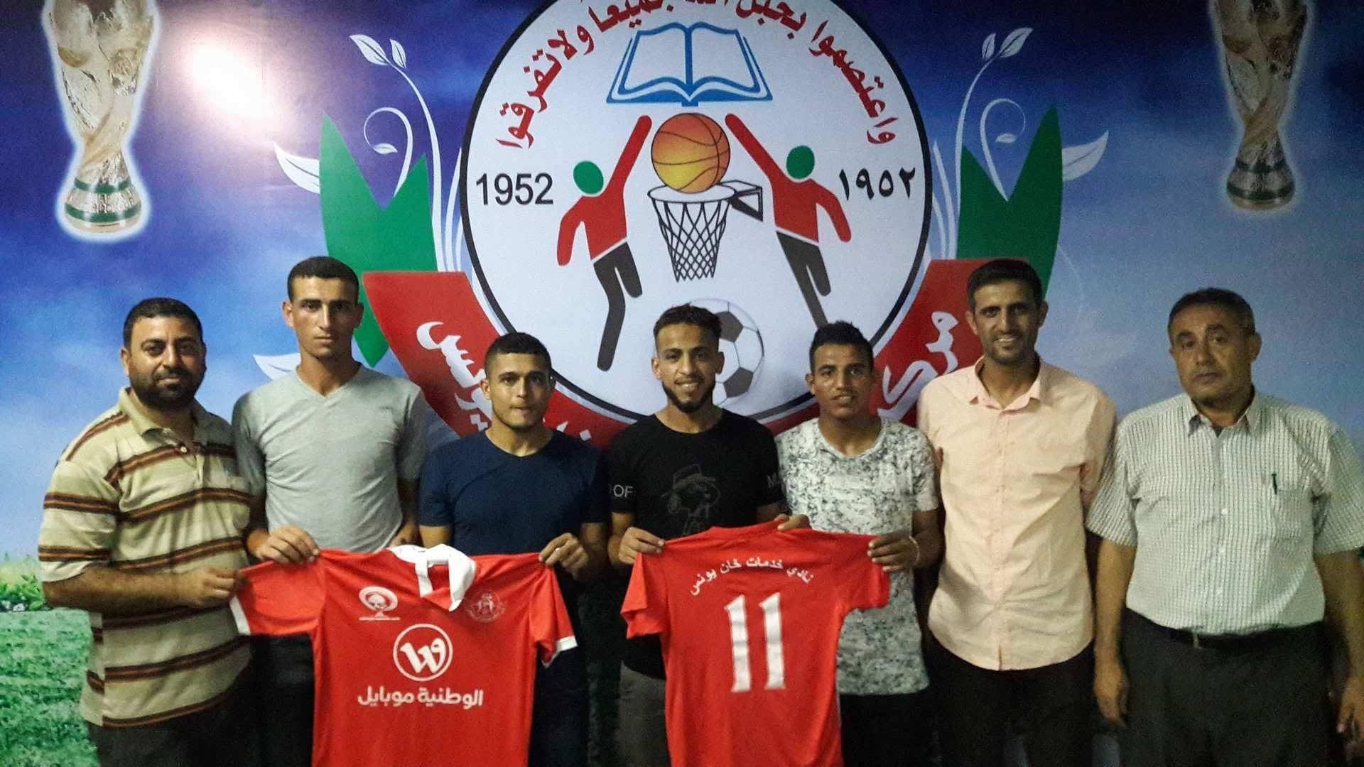 200 لاعب في كشوفات قيد اللاعبين في قطاع غزة
