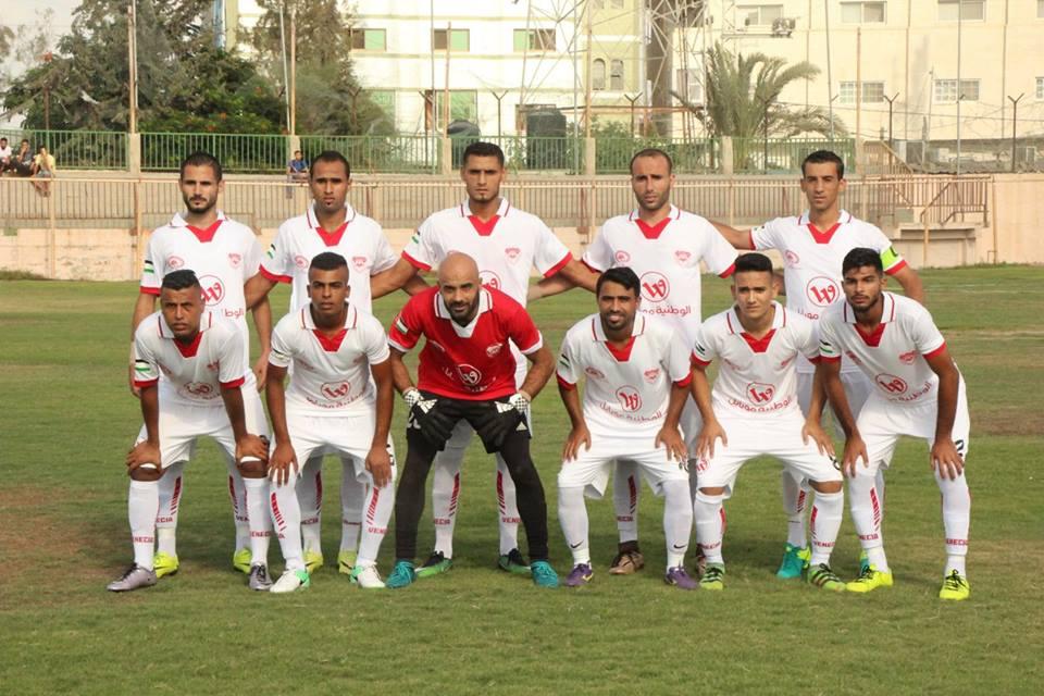 غزة الرياضي يواصل صحوتة بالفوز على بيت حانون الأهلي