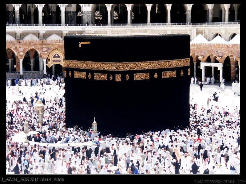 عآد إلى أرض الوطن الحآج/ هآشم محمد هآشم الفرا ووالدته الحآجة / ام حآتم الفرا ,  بعد أدآء فريضة الجح ,